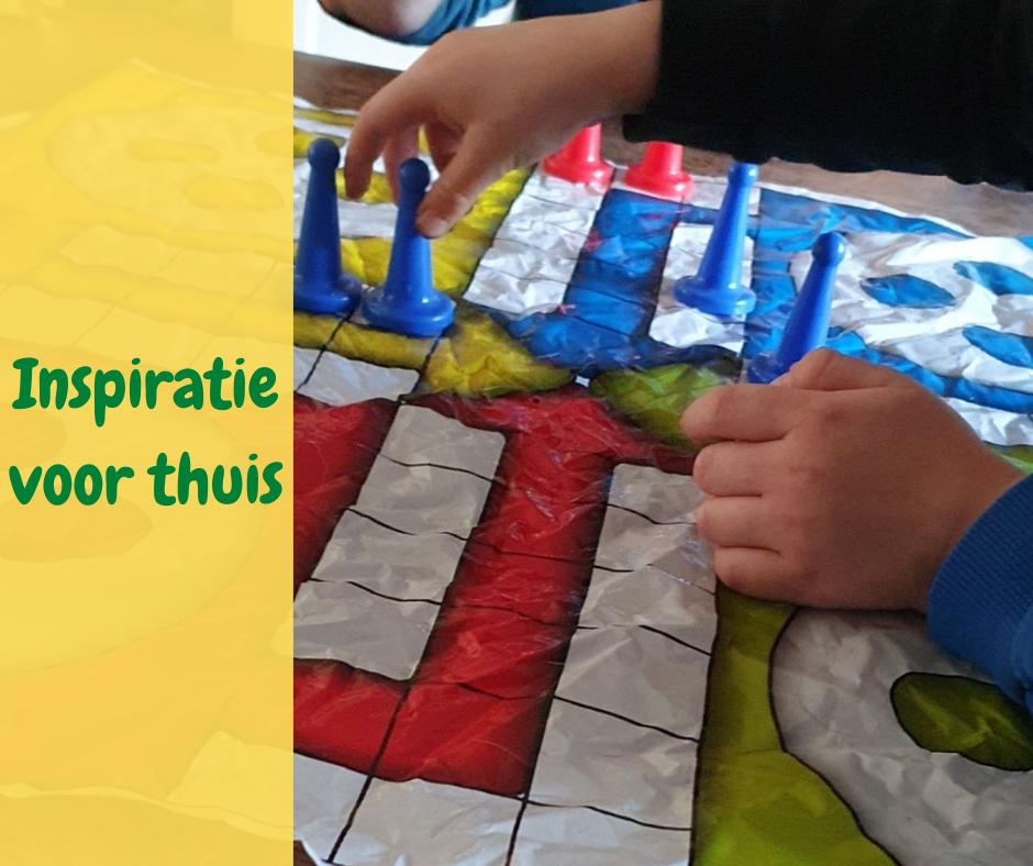 Inspiratie voor thuis les geven